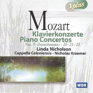 Mozart, W. A.: Piano Concertos Nos. 9, 13, 21 and 23