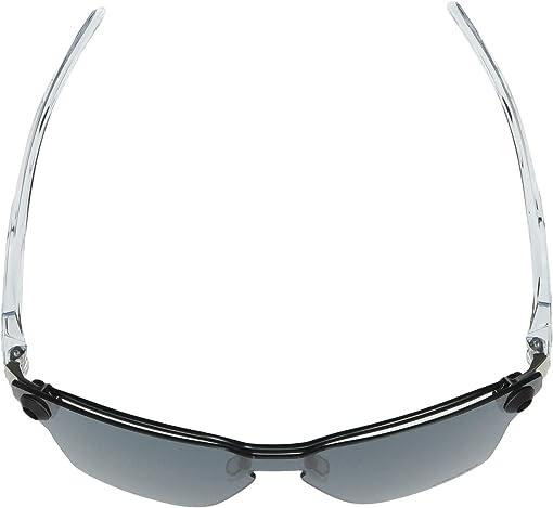 Satin Black Frame Prizm Grey Lens