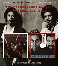 The Clarke/Duke Project Volumes 1, 2, 3