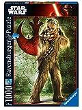 Star Wars - Puzzle, diseño Imperial Chewbacca, 1000 Piezas (Ravensburger 19681)