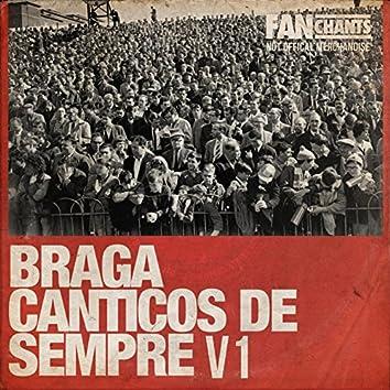 Braga Canticos De Sempre V1 2ª Edição