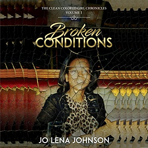 Broken Conditions audiobook cover art