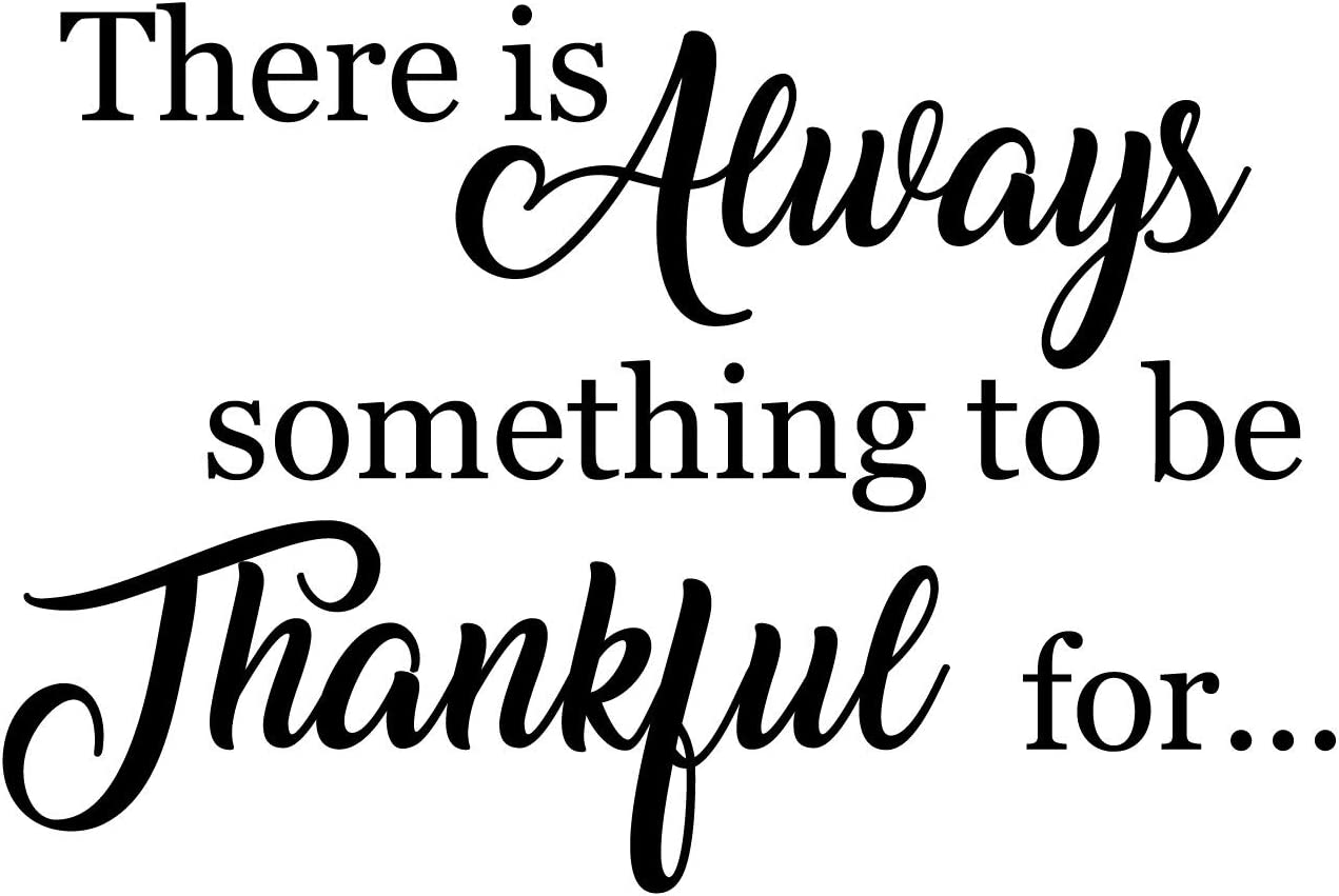 CustomVinylDecor Manufacturer OFFicial shop Family Quote There is to New Shipping Free be Always Something Th