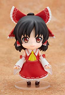 LF-YGJ Estatua de Anime 10cm Anime Oriental Plan Yakumo Yukari Escarlata Dibujos Animados Hakurei Reimu 1/10 Escala PVC mu...