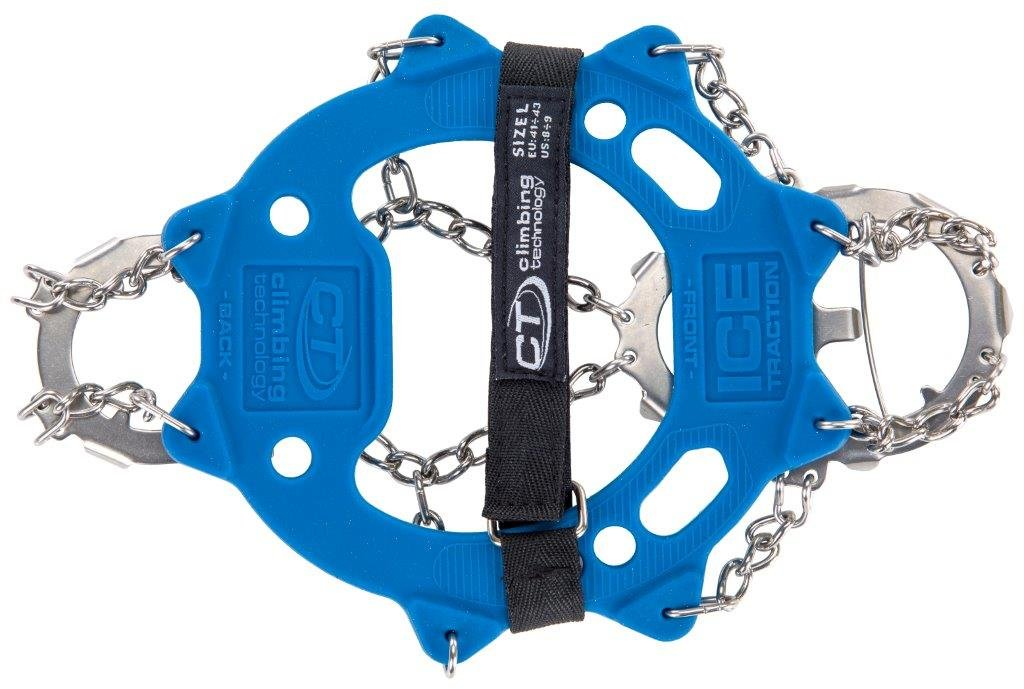 Climbing Technology Climbing Technologie Ice Traction crampons Plus