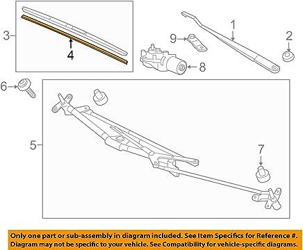 Genuine Honda 76622-SYV-A02 Wiper Blade