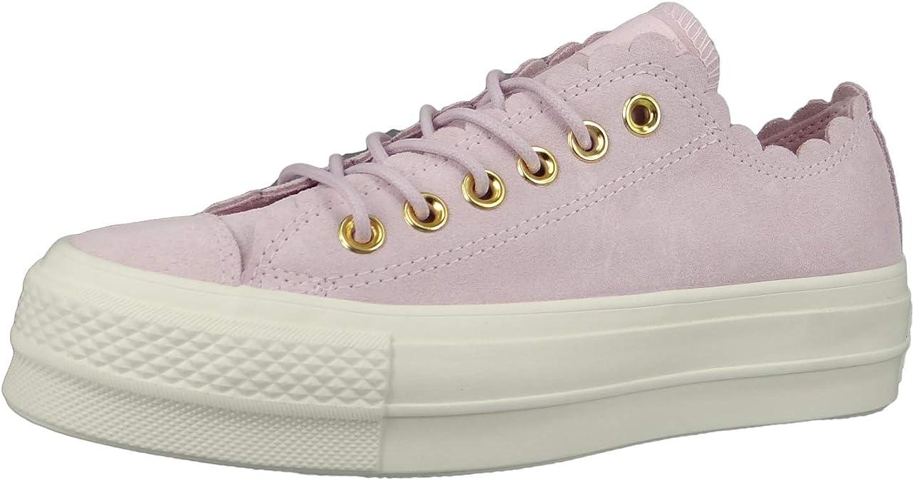 converse donna rosa gold