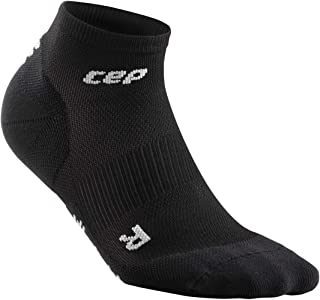 Men's Compression Ankle Socks - CEP Ultralight Low Cut Socks for Performance