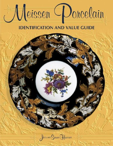 Price comparison product image Meissen Porcelain Identification and Value Guide