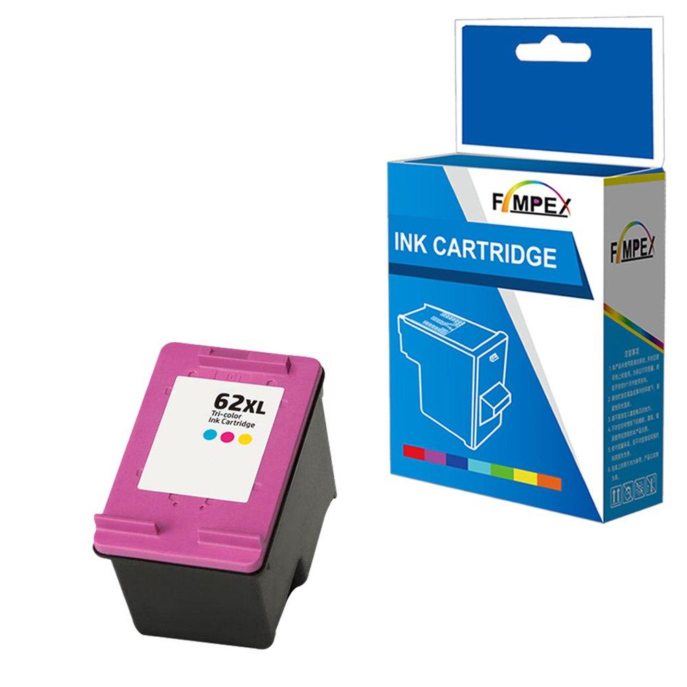 Fimpex Remanufacturado Tinta Cartucho Reemplazo para HP Envy 5540 ...