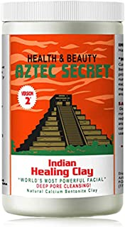 Aztec Secret Indian Healing Clay-900 Gram