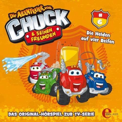 Die Helden auf vier Reifen Titelbild