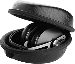 LinkIdea Headphone Carrying Case with Space for Parts fits Sennheiser Momentum 3 Wireless, Momentum 2, HD 4.50, HD4.40, HD...