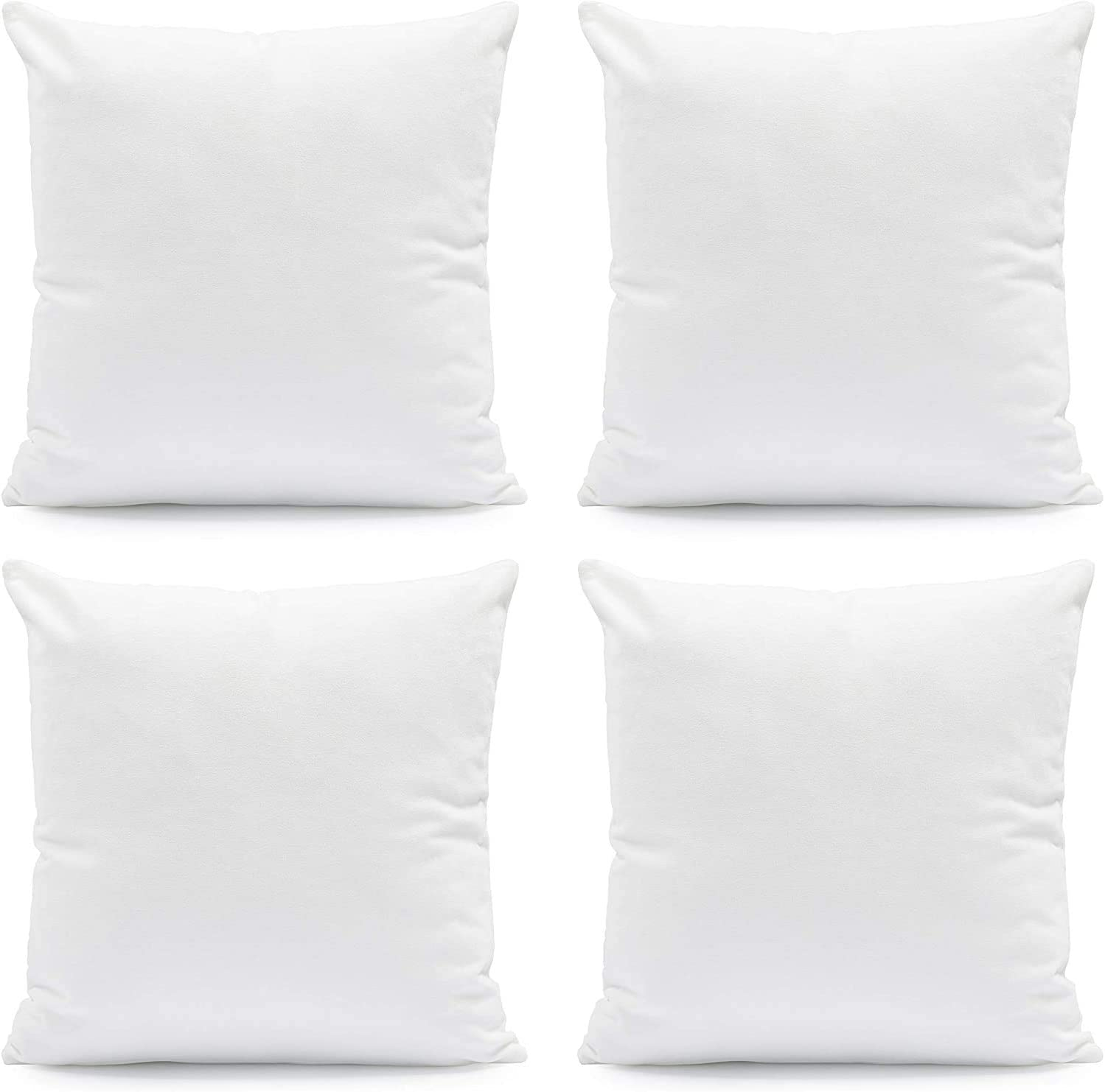Hannah Linen Throw Pillows - 16x16 of Set Thr Inserts Popular shop is the lowest price challenge Sales for sale 4 Pillow