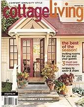 Cottage Living, November 2007 Issue
