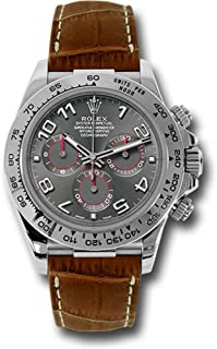 Best rolex daytona white gold grey dial Reviews