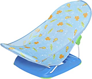 Mastela Foldable Baby Bather, Blue - 07830