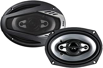 BOSS Audio Systems NX694 Car Speakers – 800 Watts Per Pair, 400 Watts Each, 6 x 9..