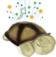 NEUF r/églable 2/in1/Veilleuse et ciel /étoil/é Projecteur pour b/éb/é Chambre Turtle Tortue fonction Off et beaucoup dautres outils de voiture 3/lumi/ères LED de couleurs bleu, rouge et vert