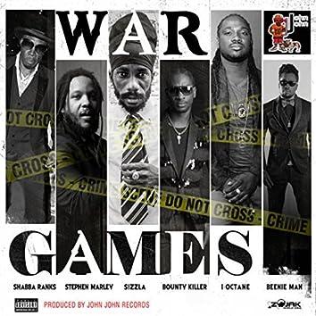 War Games (feat.Stephen Marley,Sizzla, Bounty Killer,I-Octane &Beenie Man) - Single