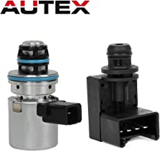 AUTEX A500 A518 46RE 47RE 46RH Governor Pressure Sensor Transducer & Solenoid Kit Compatible With Jeep Grand Cherokee 2000-2004/Dodge Dakota Durango Ram 1500 2500 3500 Van 2000-2003