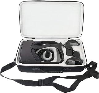 Khanka Duro Viaje Estuche Bolso Funda para Oculus Quest All-in-One VR Gaming Headset 128GB 64GB (con Neto)