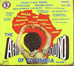 Best the afrosound of colombia Reviews