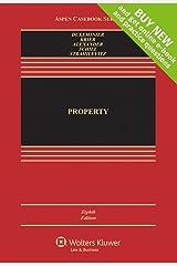 Property [Connected Casebook] (Aspen Casebook) Hardcover