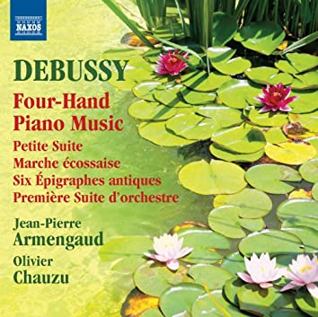 Debussy: Four-Hand Piano Music, Vol. 1
