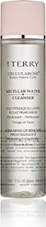 By Terry Cellularose Micellar Water Cleanser Make-Up Remover, White Rose, 150ml
