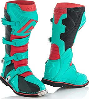 BOOT X-PRO V. GREEN/RED T.41