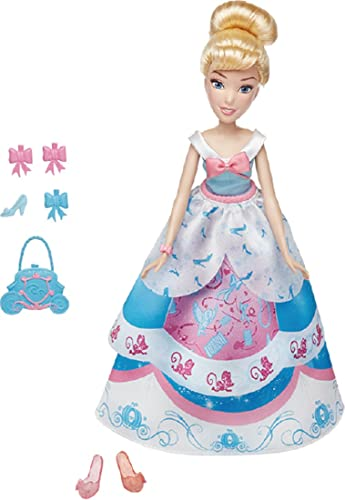 Disney Princess Royal Friends Doll Fashion dress Cinderella