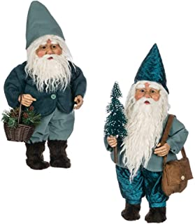 blue green elves