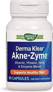 Enzymatic Therapy Derma Klear Akne-zyme, 90 Capsules