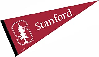 College Flags and Banners Co. Stanford Pennant Full Size Felt