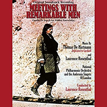 Meetings with Remarkable Men (Original Soundtrack Recording)