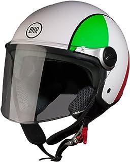Dise/ño Star Verde BHR 93289 Casco Talla 53-54