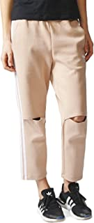 adidas Originals Info Poster Track Pants Tracksuit Pants For Women (CF1164 - Medium Beige)