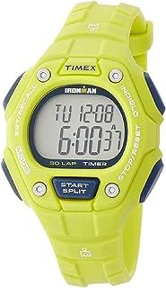 Timex Ironman TW5K89600 - Reloj de pulsera para mujer (mecanismo de cuarzo, esfera digital)