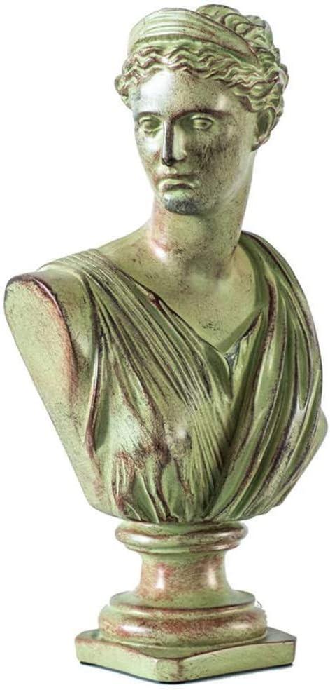 Garden Albuquerque Mall Decorations Outdoor Statue Sculptu Max 51% OFF Bust Character