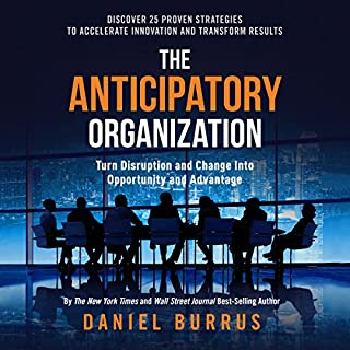 The Anticipatory Organization cover art