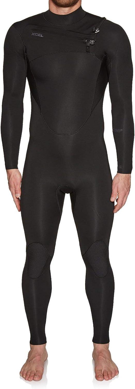 Xcel Comp 3 2mm Chest Zip Wetsuit