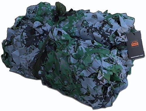 ZX- Filet D'ombre, Filet de Camouflage Camouflage, Tente Pour Soleil En Plein Air, Auvent de Balcon Sur Cour (taille   10X15m)