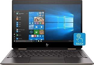 HP Spectre x360 13-ap0013dx Convertible 13.3inch Full HD Touchscreen Notebook Computer, Intel Core i7-8565U 1.8GHz, 8GB RAM, 256GB SSD, Windows 10 Home, Ash Silver -  by HP(Renewed)