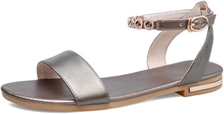 Summer Sandals Women Casual Ladies shoes Buckle shoes Women Comfortable Women Sandals
