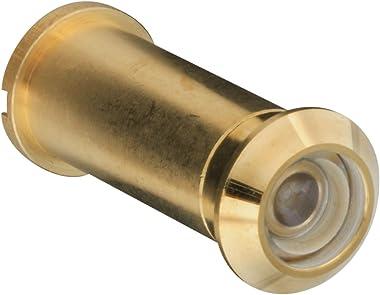 National Hardware N158-907 802 Door Viewers - Solid Brass in Brass