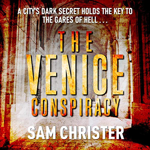 The Venice Conspiracy cover art