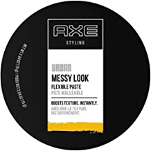 AXE Messy Look Hair Paste Flexible 2.64 oz ( Pack of 10)