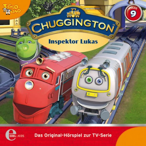 Inspektor Lukas (Chuggington 9) Titelbild