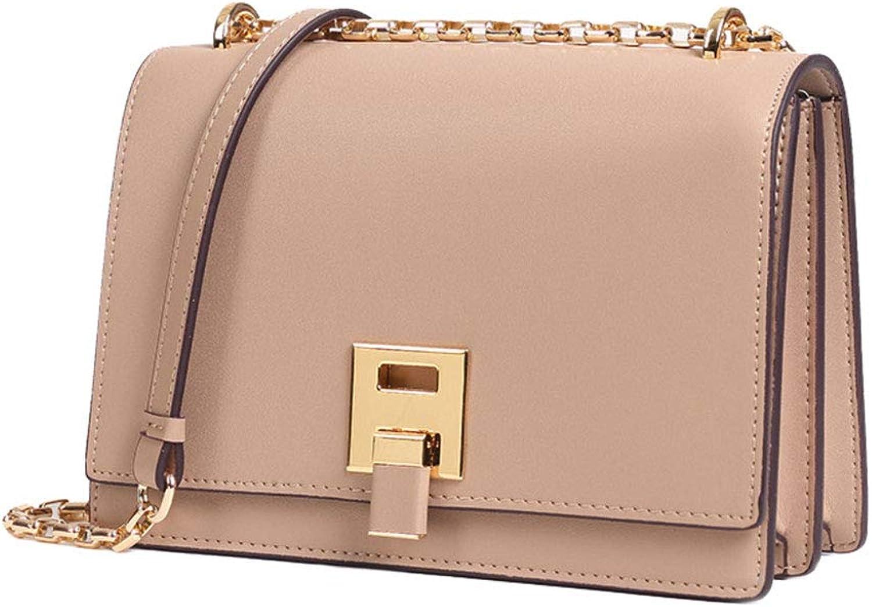 Female Flap Bag Crossbody Shoulder Bag for Women Leather Bag Chain Cross Body Bag Crossbody Purse